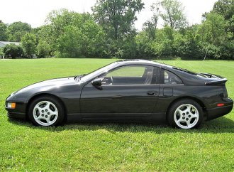 Nissan 300ZX Twin Turbo, on the cusp of collector car greatness