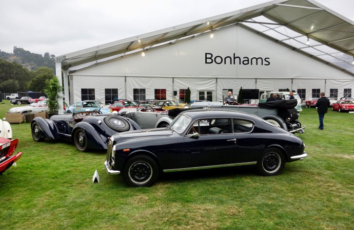 Andy's favorites at Bonhams sale at The Quail