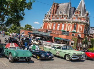 UK bank launches special classic car loan program