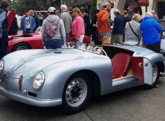 Take a virtual stroll through Carmel-by-the-Sea Concours on the Avenue