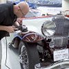 Here's what it takes to get a car ready for the Pebble Beach Concours