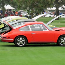 Werks Reunion brings together acres of Porsche passion