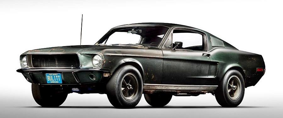 Bullitt Mustang, Bullitt Mustang on Historic Motoring car of year short list, ClassicCars.com Journal