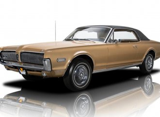 2,171-mile Mercury Cougar survivor