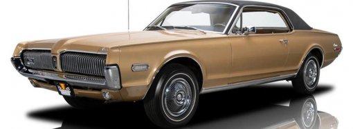 2,171-mile Mercury Cougar survivor