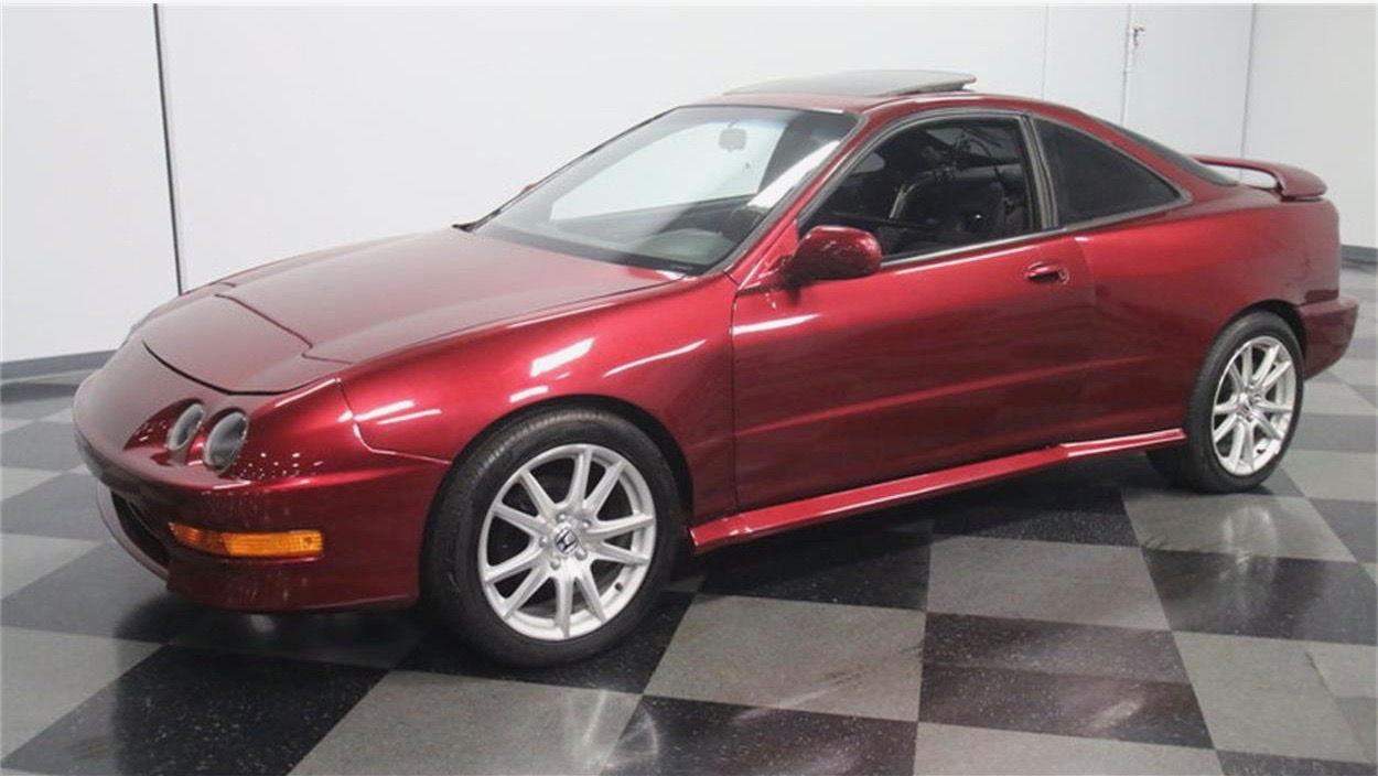 Its A 99 Acura Integra But With Cadillac V8