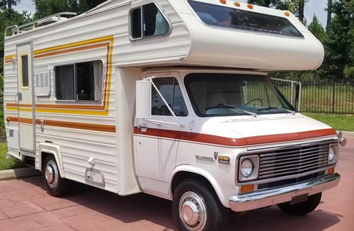 Make yourself right at home with this 1976 GMC Jimmy