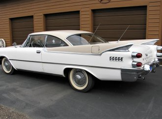 Tailfin treasure: 1959 Dodge Coronet hardtop survivor