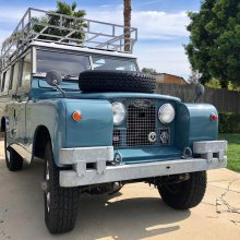 'Land Rover love in' scheduled for November 3