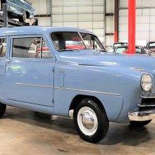Tiny oddity 1950 Crosley wagon