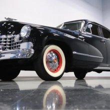 Rare '42 Cadillac Series 63