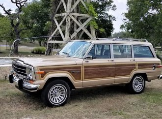 Renewed Jeep Grand Wagoneer