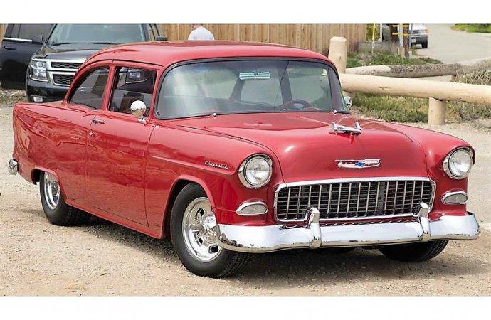 Boyd Coddington-connected custom Chevy at reasonable price