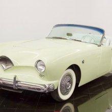America's first fiberglass-bodied sports car