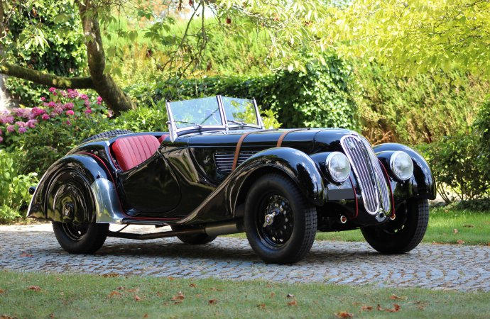 Artcurial lists featured vehicles for 'Champs' auction