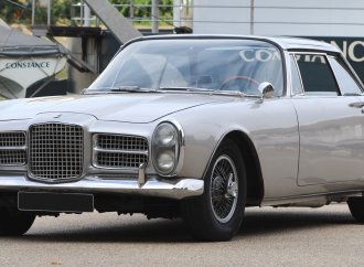 Mercedes 300 SL roadster tops Artcurial's 'Champs' auction