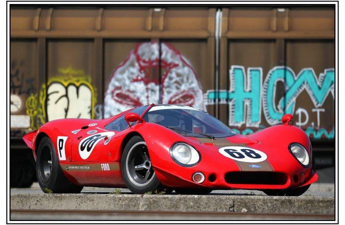 Cars with racing history set records at Bonhams sale at Goodwood