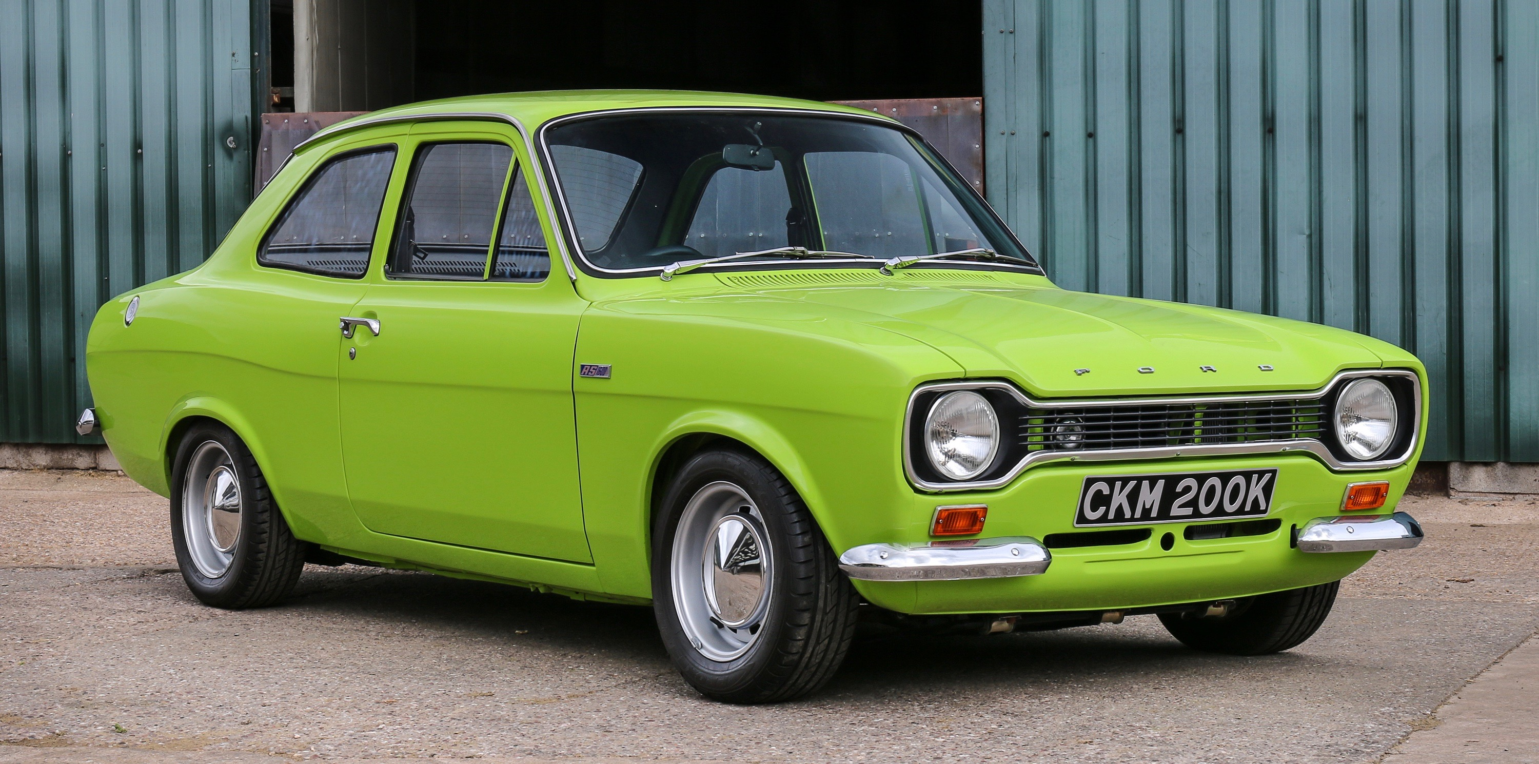 Ford, Fast Fords set theme for Silverstone's September Sale, ClassicCars.com Journal