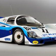 RM Sotheby's auctioning 1983 Porsche 956 Group C race car