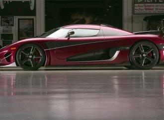 Christian von Koenigsegg brings the Regera to 'Jay Leno's Garage'