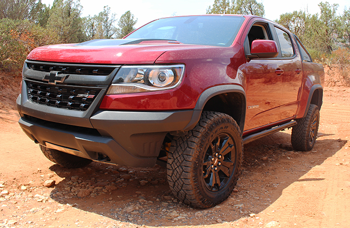 Chevrolet Colorado ZR2 Dusk edition an off-road beast that offers all-day comfort