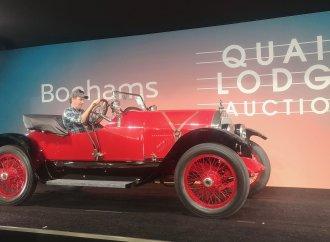 Bonhams sold to British investment company