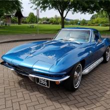 Barrett-Jackson countdown: 1966 Chevrolet Corvette