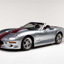 Barrett-Jackson countdown: 1999 Shelby Series 1