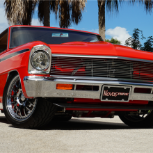Barrett-Jackson countdown: 1966 Chevrolet Nova custom coupe
