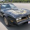 Barrett-Jackson countdown: 1978 Pontiac Firebird Trans Am 'Bandit' re-creation