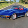 Barrett-Jackson countdown: 1972 Chevrolet Corvette custom convertible