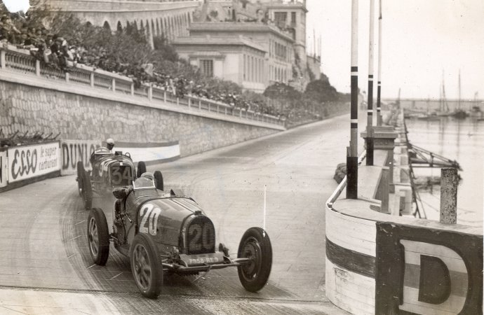 1931 Bugatti Type 51 race car to headline Artcurial's Retromobile sale