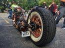 Big Wheel custom Harley-Davidsons are full of innovation and a crowd favorite. | William Hall photo
