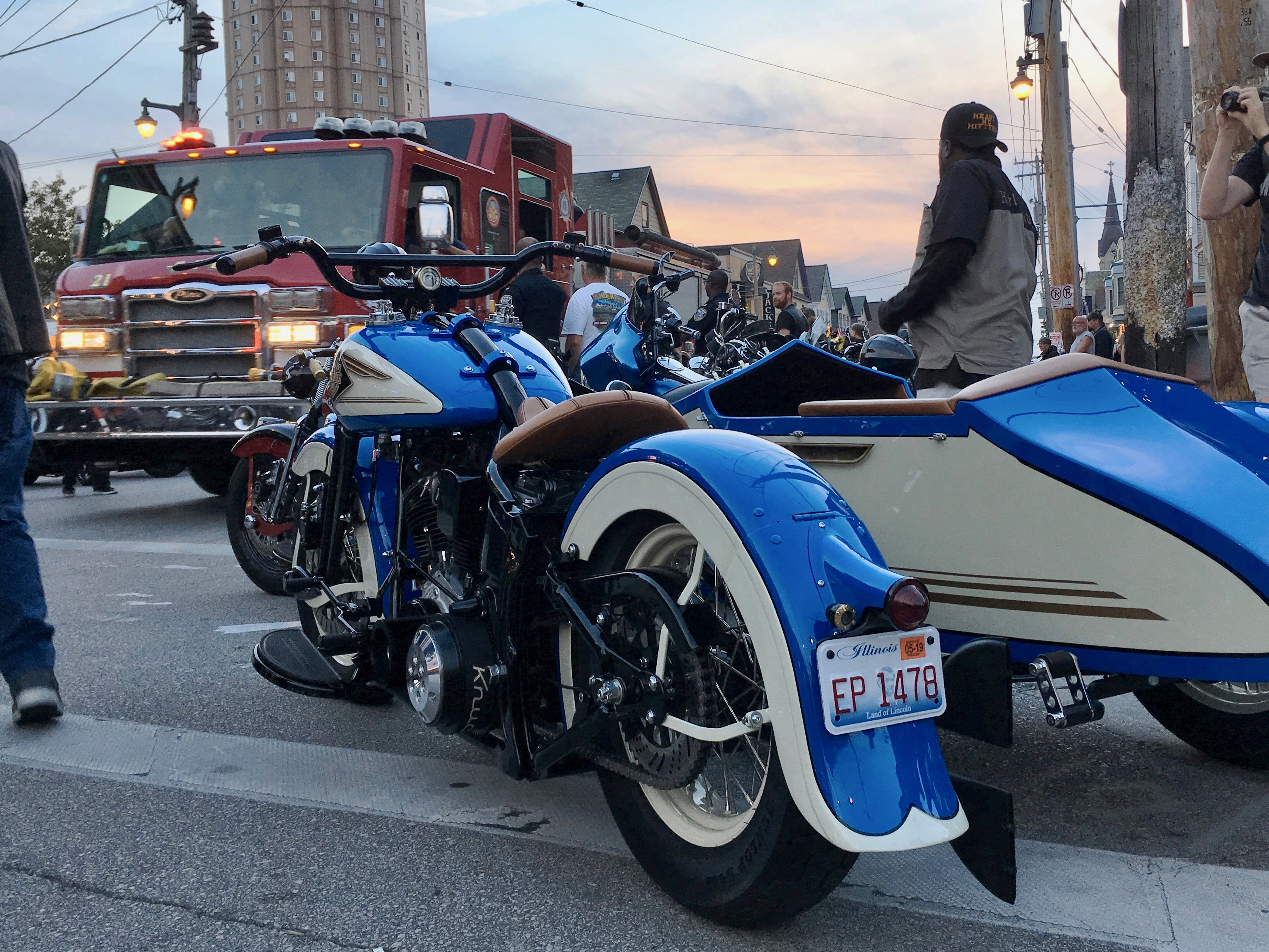 Harley Davidson Invites Riders Home For 115th Anniversary Blowout Lincoln Pit Bike Photos By William Hall