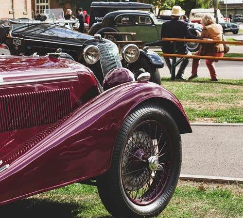 Hagerty offers alternative to Goodwood Revival
