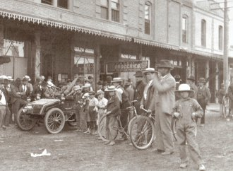 Packard museum remembers 'Old Pacific' and the 1903 coast-to-coast coup