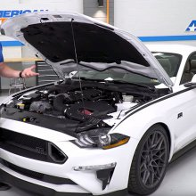 Take a drive in the performance-focused 2018 Ford Mustang RTR Spec 3