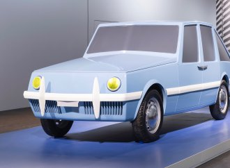Architect's Linea Diamante car unveiled