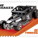 HotWheels Bone Shaker stamp