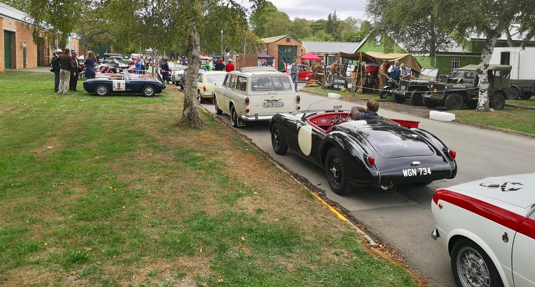 Goodwood, Hagerty offers alternative to Goodwood Revival, ClassicCars.com Journal