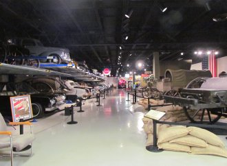 Go underground at the Studebaker museum