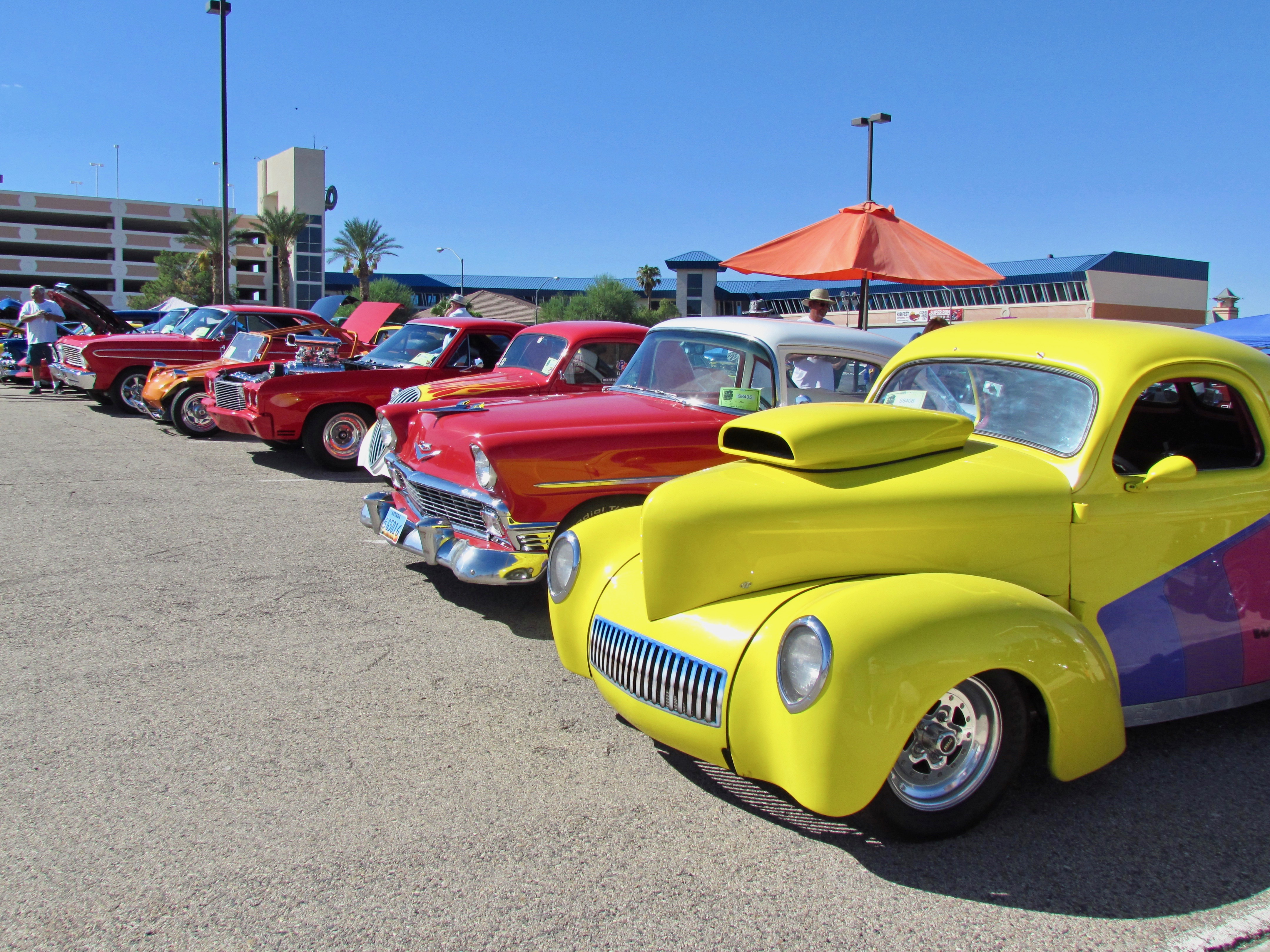 IMGsrnv ClassicCarscom Journal - Mesquite car show 2018