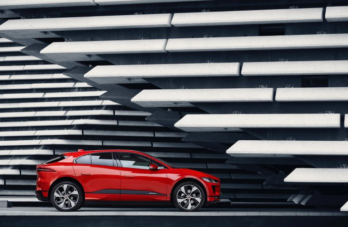 Native son's Jaguar featured as Scottish design museum opens