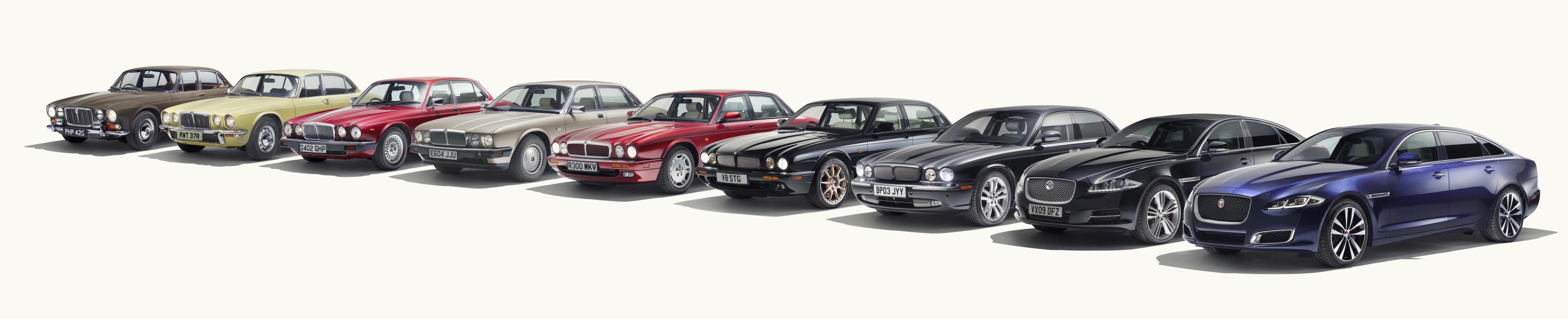 Paris, Jaguar XJ convoy heads to Paris, ClassicCars.com Journal