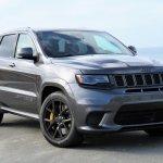 Jeep Trackhawk front