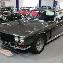 Jensen Interceptor tops CCA sale in UK