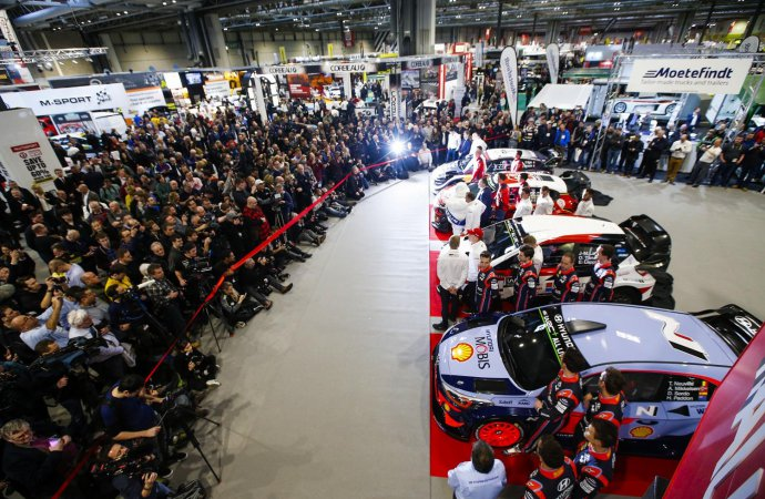Silverstone to stage auction at Autosport International 2019