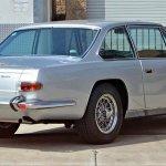 Maserati Mexico pick rear