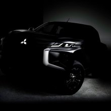 Mitsubishi pickup celebrates 40th birthday