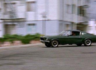 Bullitt Mustang on Historic Motoring car of year short list
